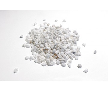 Granulato colore bianco