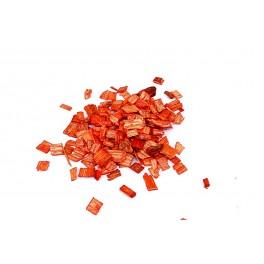Truciolato legno colore arancione