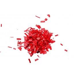Truciolato legno colore rosso