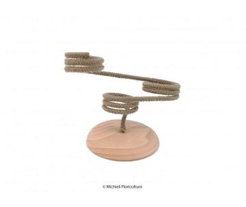 Rope three Twist canapa (L)...